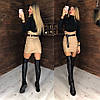 Крутейшая юбка из самой качественной эко кожи.  Размер: С,М.  Цвета разные (6370), фото 3