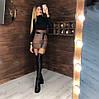Крутейшая юбка из самой качественной эко кожи.  Размер: С,М.  Цвета разные (6370), фото 5