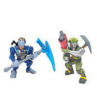 Набір ігрових фігурок Fortnite – Сталевий Боєць і Карбід (63535)
