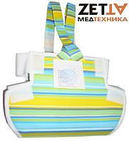 Подушка Фрейка (шина Фрейка, перинка Фрейка) бандаж фиксирующий при дисплазии детский