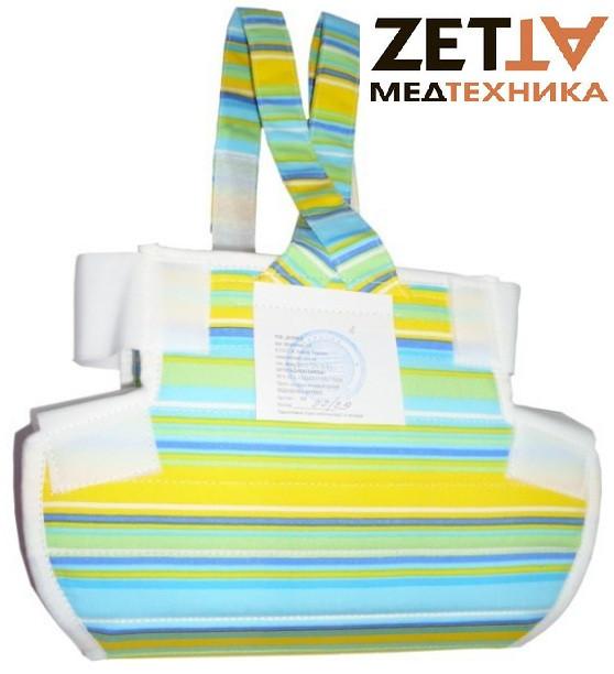 Подушка Фрейка (шина Фрейка, перинка Фрейка) бандаж фиксирующий при дисплазии детский - фото 1