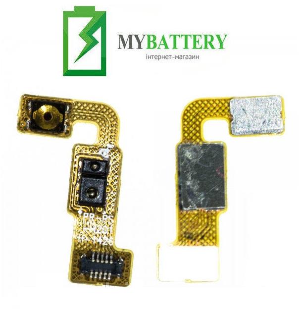 Шлейф (Flat cable) Lenovo P780 с кнопкой включения, датчиком приближения