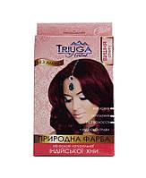 Краска натуральная для волос на основе хны, 25 г, Triuga Вишня Триюга