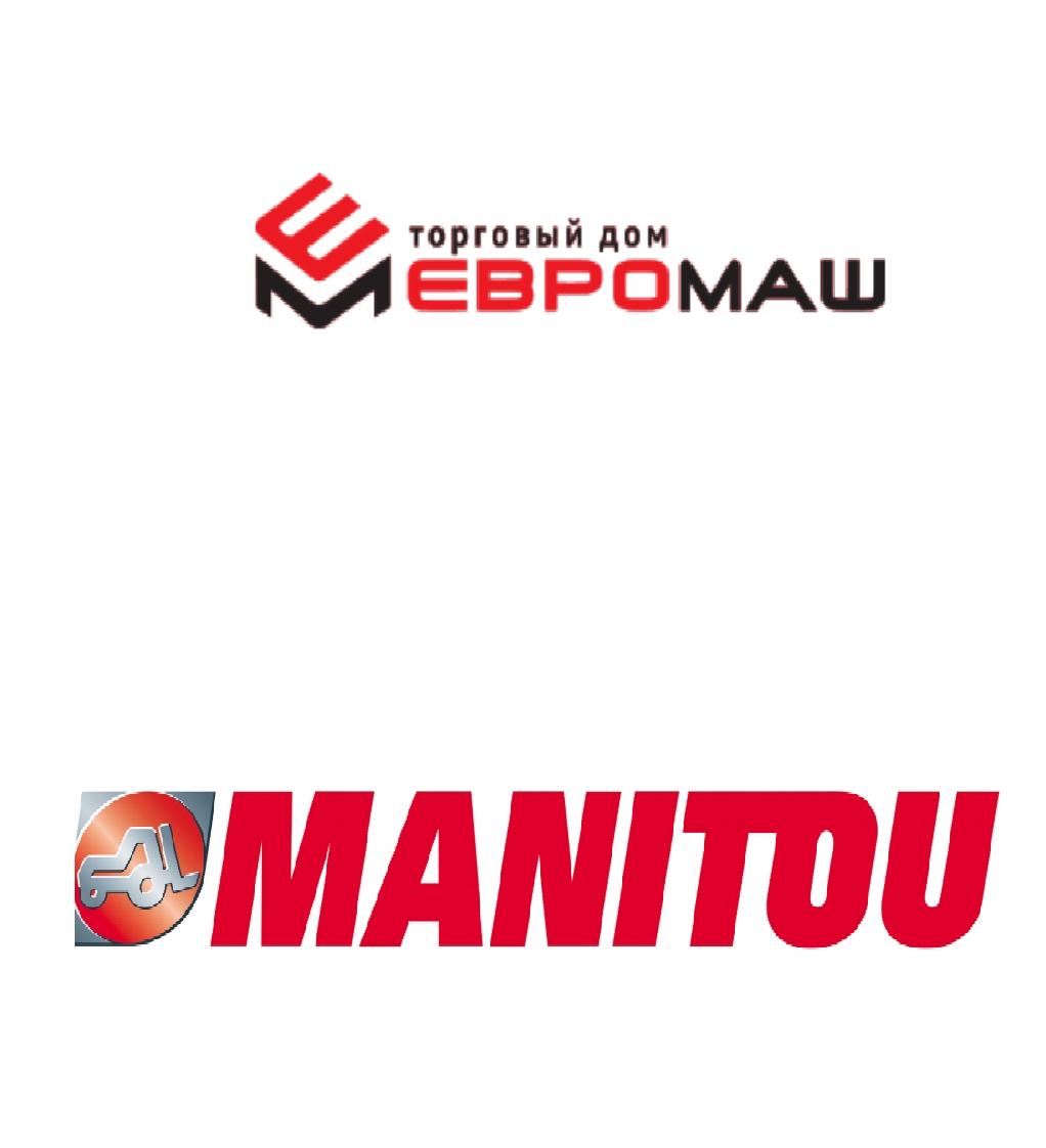 52503023 Патрубок к радиатору короткий низ Manitou (Маниту) OEM (оригинал)