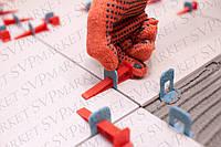 Система выравнивания (укладки) плитки СВП NOVA. Плитка Кафель