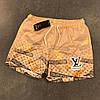 Мужские шорты легкие Louis Vuitton (реплика)