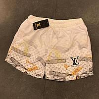 Шорты мужские пляжные Louis Vuitton (реплика)