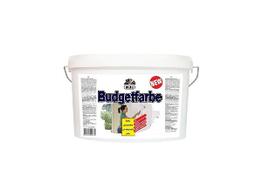 Супербелая краска Budgetfarbe Dufa 1л – для стен и потолка