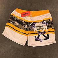 Шорты мужские спортивные модные Off White (реплика)
