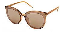 Солнцезащитные очки в прозрачной оправе Alese