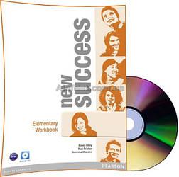 Английский язык / New Success / Workbook+Audio CD. Тетрадь к учебнику с диском, Elementary / Pearson