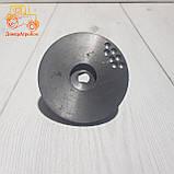 Крыльчатка водяного насоса ЮМЗ   чугунная   45-1307031, фото 3