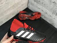 Бутсы Adidas Predator 18+FG/адидас предатор