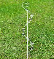 Подставка садовая для цветов Косичка