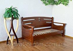 """Полуторная кровать из натурального дерева """"Луи Дюпон - 2"""" от производителя, фото 3"""