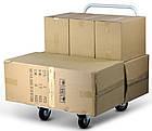 Тележка платформенная складная до 300 кг (920 х 620 мм) грузовая для склада, фото 5