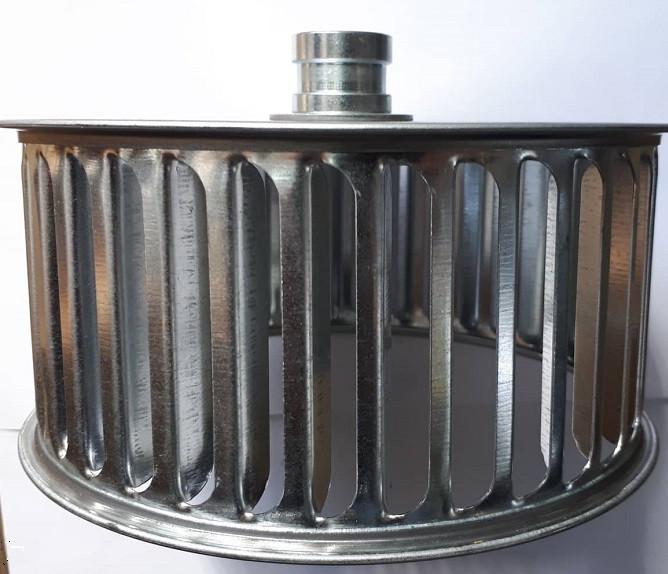 Крыльчатка центробежного вентилятора 130-85 мм