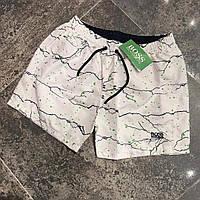 Мужские шорты на резинке Boss (реплика)