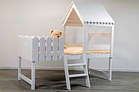 Кровать детская Джунгли