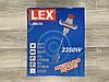 Миксер строительный Lex LXM235 : 2350 Вт | Гарантия 1 год, фото 6