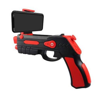 Ar Game Gun. игрушки виртуальной дополненой реальности.