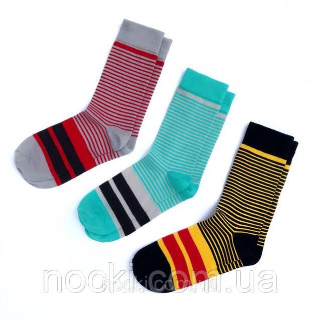 длинные носки с принтом