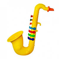 Дудка 4170 саксофон, в кор-ке, 18,5-36-11см