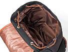 Рюкзак для девочки с единорогом полосатый., фото 4