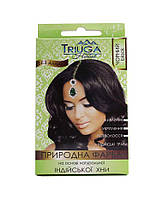Краска натуральная для волос на основе хны, 25 г, Triuga Черный Триюга