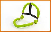 Универсальный тренажер для мышц пресса и спины, плоский живот за короткие сроки (до 50 кг)