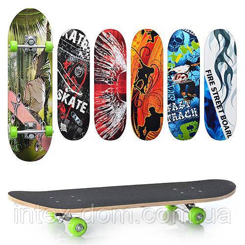 Скейт MS 0354
