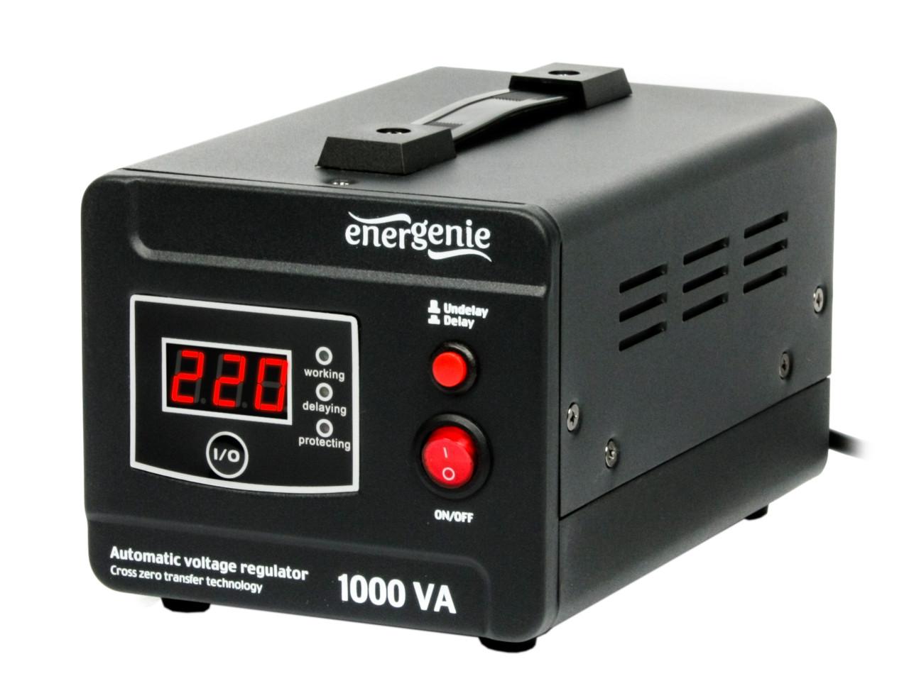 Автоматический регулятор напряжения 230 В, 1000 ВА (релейный)