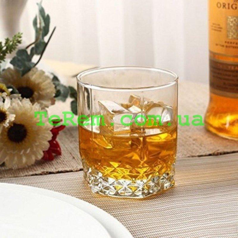Набір склянок для віскі 6 шт Valse 315 мл 42945в