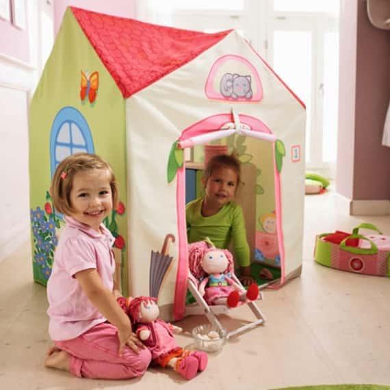 Детские домики и палатки