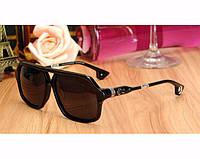 Солнцезащитные очки в стиле Chrome Hearts boxlunch Lux, фото 1