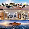 Поворотный штатив платформа (Time Lapse ) PULUZ  для панорамной съемки на мобильный телефона,камеру, фото 5