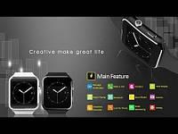 Наручные часы Smart X6, умные часы, фото 1