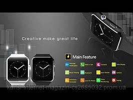 Наручний годинник Smart X6, розумні годинник