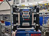 Радиоприемник-зарядное устройство Bosch GML 50 PowerBox 0601429600, фото 6