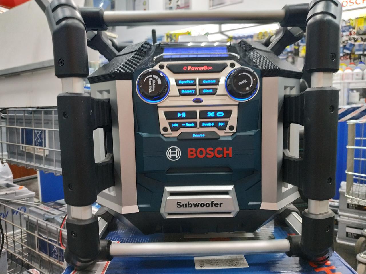 Радиоприемник-зарядное устройство Bosch GML 50 PowerBox 0601429600