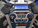 Радиоприемник-зарядное устройство Bosch GML 50 PowerBox 0601429600, фото 10