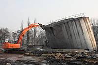 Демонтаж металлоконструкций в Киеве