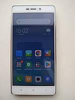 Смартфон Xiaomi Redmi 3s 16GB silver б\у в отличном состоянии, фото 1