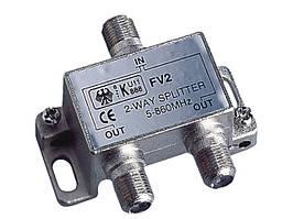 Двухполосный распределитель V9147 для антенн Glomex