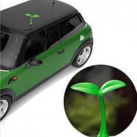 3D наклейка на авто Саженец