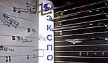 Економпанель, експопанель, черная, шаг 100мм, 12 пазов, фото 8