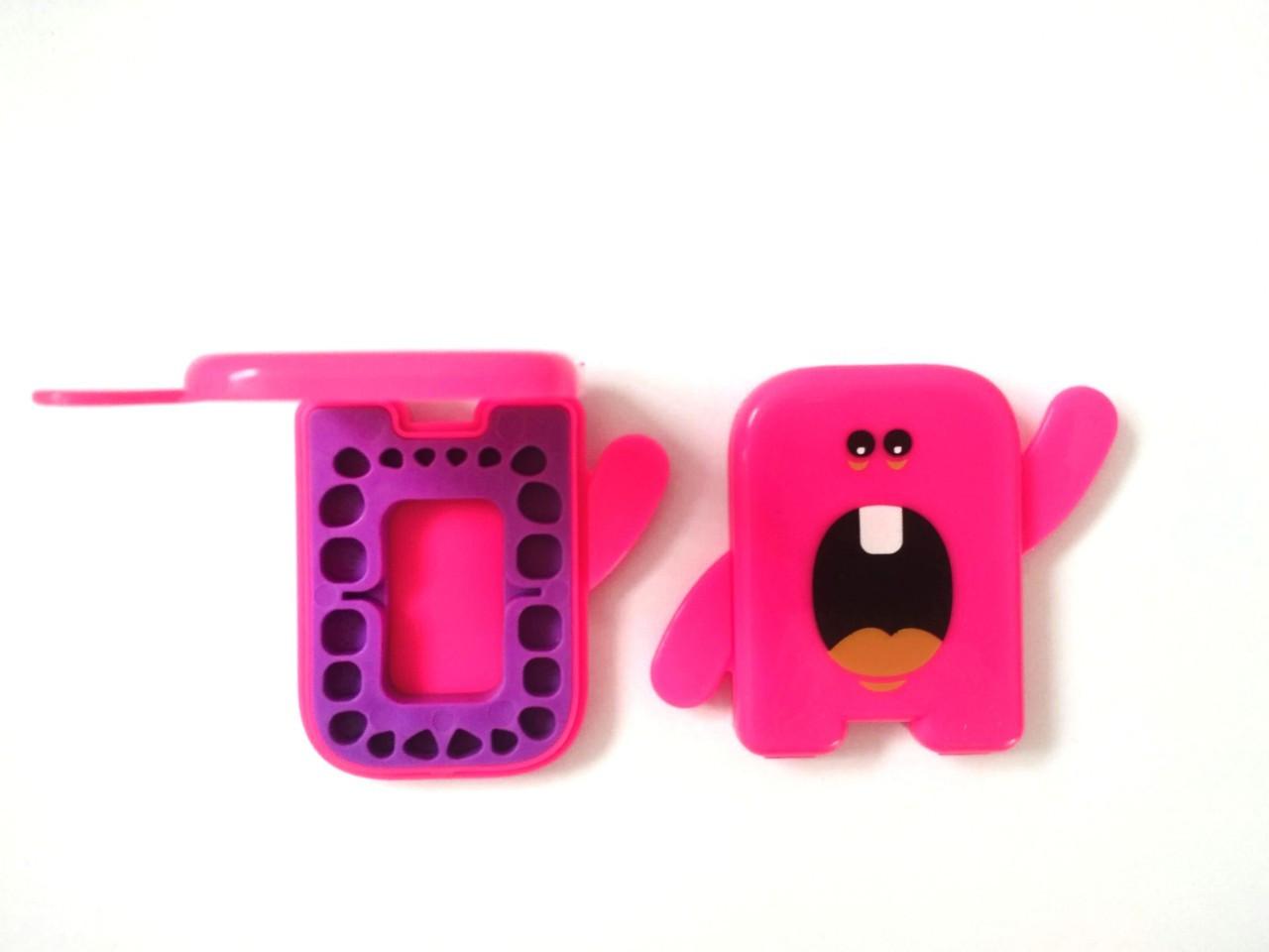 Альбом для молочних зубчиків Angie - 1 шт.,рожевий