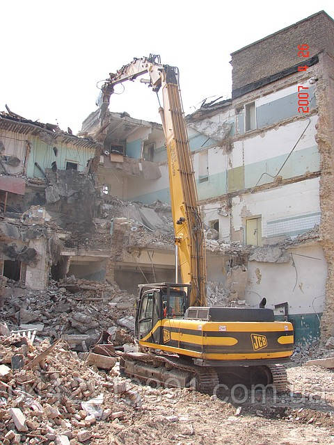 Снос зданий и сооружений Киев