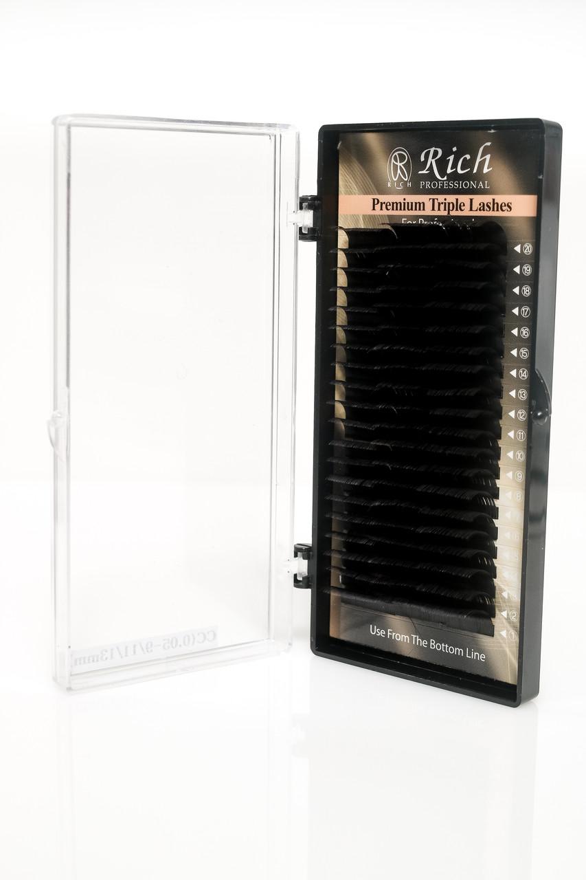 Rich Premium Lashes D 0.07 (10/11/14)