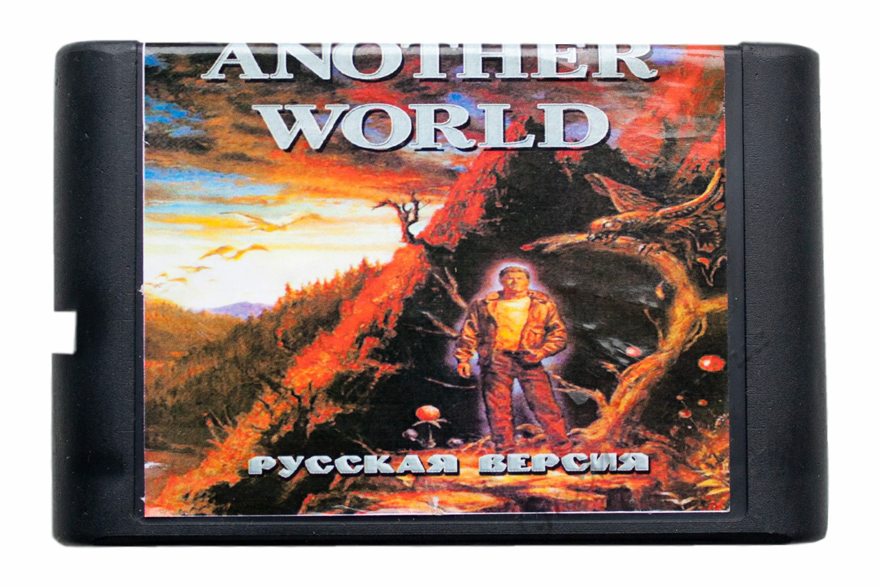 Картридж cега Another World